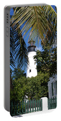 The Lighthouse In Key West II Portable Battery Charger
