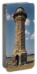 The Lighthouse Roosevelt Island Portable Battery Charger