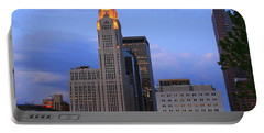 The Lincoln Leveque Tower Portable Battery Charger