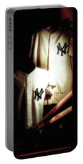 The Locker  Mickey Mantle's And Joe Dimaggio's Locker Portable Battery Charger