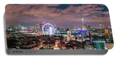 The London Skyline Portable Battery Charger