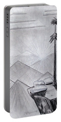 The Lone Pine Portable Battery Charger by J R Seymour