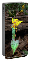 The Lone Trout Lily Portable Battery Charger