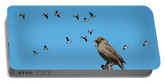 The Lonely Sparrow Portable Battery Charger