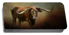 The Longhorn Portable Battery Charger