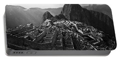 The Lost City Of The Incas Portable Battery Charger