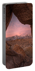 Portable Battery Charger featuring the photograph The Lost World by Dustin LeFevre