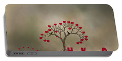 The Love Tree Portable Battery Charger by Darren Fisher