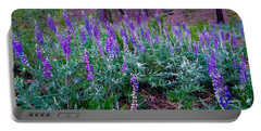 The Lupine Convention Portable Battery Charger by Jennifer Lake