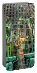 Portable Battery Charger featuring the photograph The Lure Of The Wild by Alex Lapidus