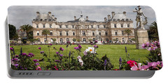 The Luxembourg Palace Portable Battery Charger
