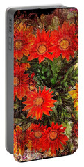 The Magical Flower Garden Portable Battery Charger