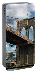 The Majestic Brooklyn Bridge Portable Battery Charger
