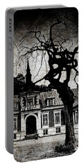 The Mansion Portable Battery Charger by Laura Melis
