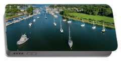 The Marina In Mamaroneck Portable Battery Charger