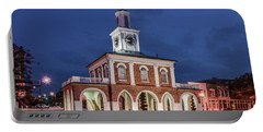 The Market House Portable Battery Charger by Rob Sellers