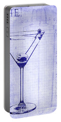 The Martini Blueprint Portable Battery Charger