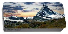 The Matterhorn Portable Battery Charger