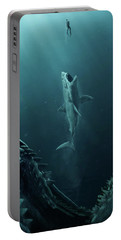 The Meg 5.0.3 Portable Battery Charger