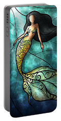 The Mermaid Portable Battery Charger