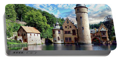 The Mespelbrunn Castle Portable Battery Charger