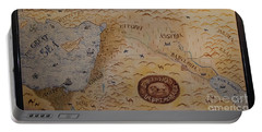 Portable Battery Charger featuring the photograph The Middle East by Mae Wertz