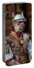 Roman Duty At World 's End Portable Battery Charger