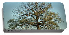 The Mighty Oak In Spring Portable Battery Charger