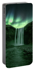 The Mighty Skogafoss Portable Battery Charger