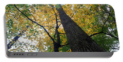 The Mighty Tulip Popular State Tree Of Indiana Portable Battery Charger