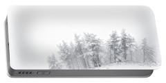 The Minimal Forest Portable Battery Charger