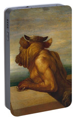 The Minotaur Portable Battery Charger by George Frederic