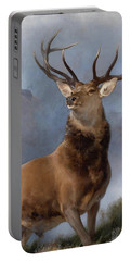Monarch Of The Glen Portable Battery Charger