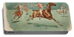 The Month Of June  Polo Portable Battery Charger