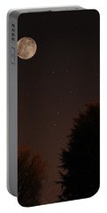 The Moon And Ursa Major Portable Battery Charger