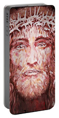 The Most Loved Jesus Christ Portable Battery Charger