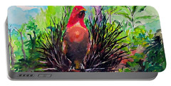 The Most Romantic Birds Portable Battery Charger