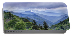 The Mountains Of Great Smoky Mountains National Park Portable Battery Charger