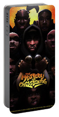 The Mystery Of Chessboxing Portable Battery Charger