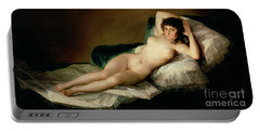 The Naked Maja Portable Battery Charger by Goya