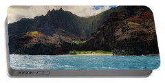 The Napali Coast Portable Battery Charger