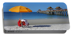 The Naples Pier Portable Battery Charger
