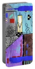 The Narrow Door Matthew 7-13-14 Portable Battery Charger