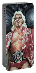 The Nature Boy Ric Flair Portable Battery Charger