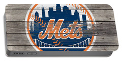 The New York Mets 3c Portable Battery Charger