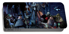 The Nightmare Before Christmas Portable Battery Charger