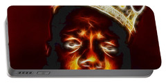 The Notorious B.i.g. - Biggie Smalls Portable Battery Charger
