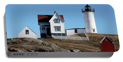 The Nubble Light House  Portable Battery Charger