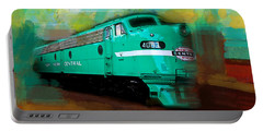 Flash II  The Ny Central 4083  Train  Portable Battery Charger
