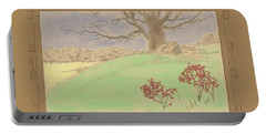 The Old Gully Tree Portable Battery Charger